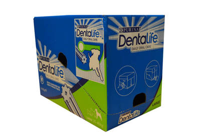 Picture of Purina Dentalife Chews - Large Dog-  5 x 142g
