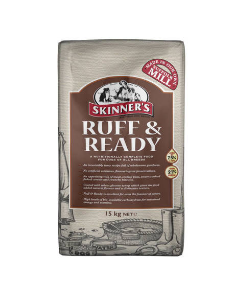 Picture of SKINNERS RUFF READY