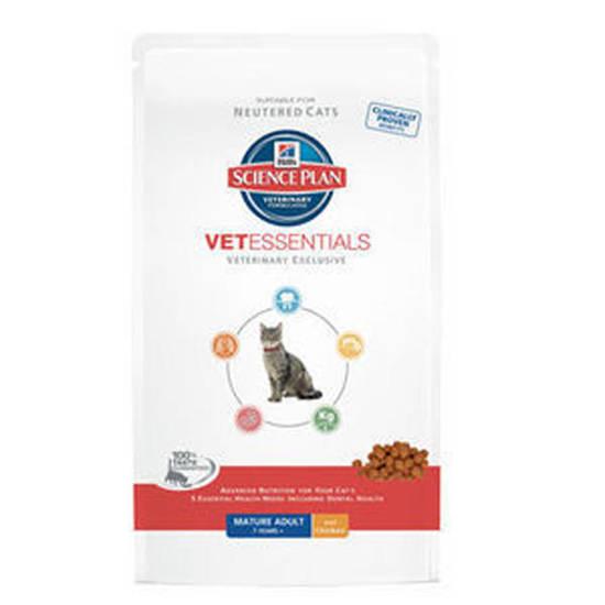Picture of Hills VetEssentials Feline Mature 7+ Adult 6kg