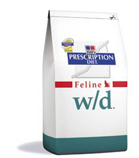 Picture of Hills W/D feline 5kg