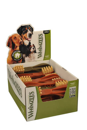 Picture of WHIMZEES T/BRUSH STAR TREATS X