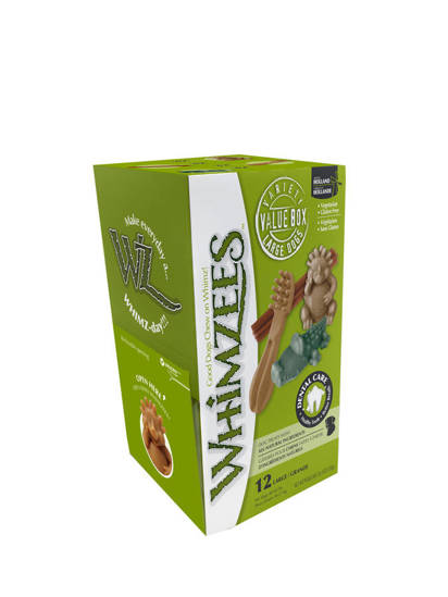 Picture of WHIMZEES VARIETY BOX SMALL