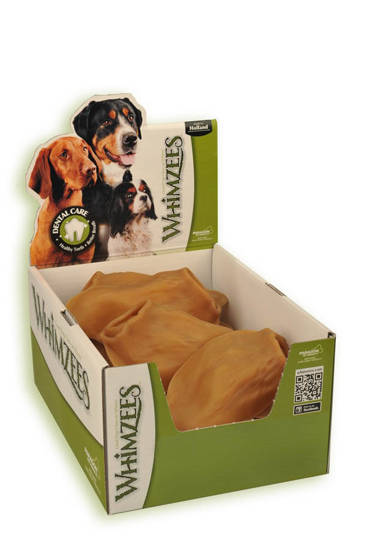 Picture of WHIMZEES VEGGIE EAR TREATS