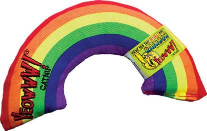 Picture of Yeowww Catnip Toy - Rainbow