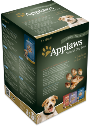 Picture of Applaws Cat - Chicken Mix Pouches 12 x 70g